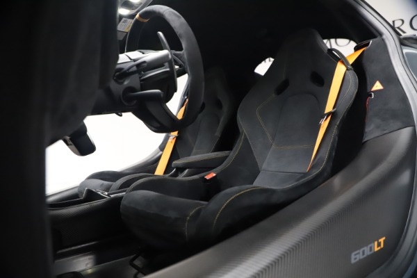Used 2019 McLaren 600LT Coupe for sale $229,900 at Alfa Romeo of Westport in Westport CT 06880 21
