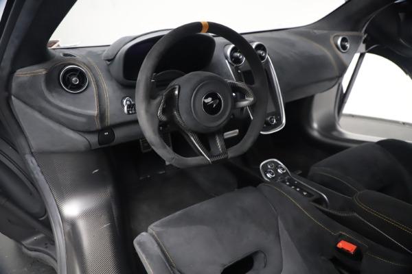Used 2019 McLaren 600LT Coupe for sale $229,900 at Alfa Romeo of Westport in Westport CT 06880 22