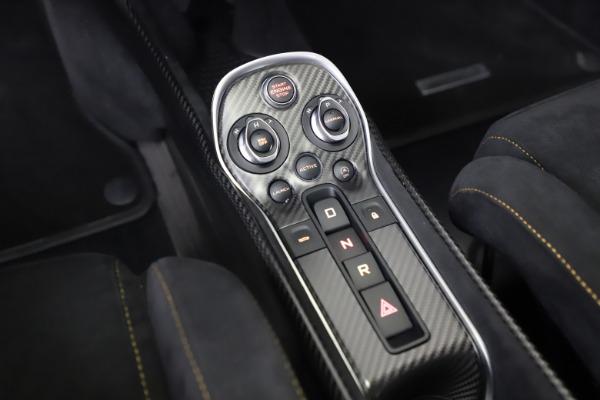 Used 2019 McLaren 600LT Coupe for sale $229,900 at Alfa Romeo of Westport in Westport CT 06880 24