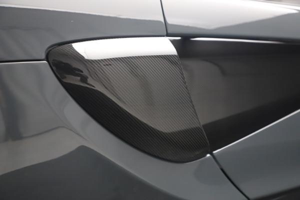 Used 2019 McLaren 600LT Coupe for sale $229,900 at Alfa Romeo of Westport in Westport CT 06880 28