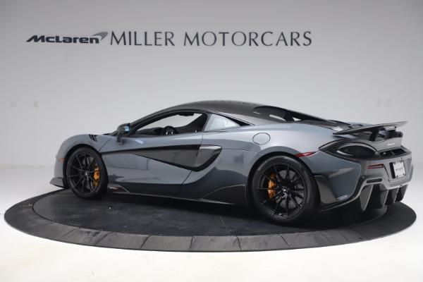 Used 2019 McLaren 600LT Coupe for sale $229,900 at Alfa Romeo of Westport in Westport CT 06880 3