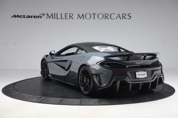 Used 2019 McLaren 600LT Coupe for sale $229,900 at Alfa Romeo of Westport in Westport CT 06880 4