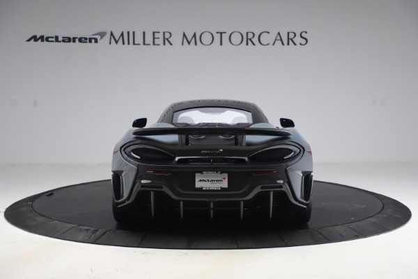 Used 2019 McLaren 600LT Coupe for sale $229,900 at Alfa Romeo of Westport in Westport CT 06880 5
