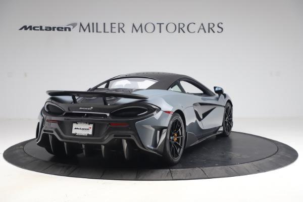 Used 2019 McLaren 600LT Coupe for sale $229,900 at Alfa Romeo of Westport in Westport CT 06880 6