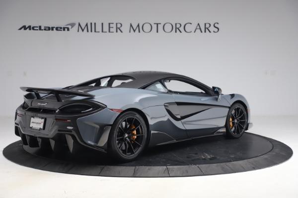 Used 2019 McLaren 600LT Coupe for sale $229,900 at Alfa Romeo of Westport in Westport CT 06880 7