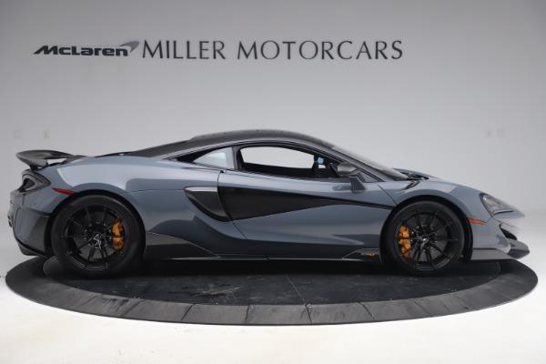 Used 2019 McLaren 600LT Coupe for sale $229,900 at Alfa Romeo of Westport in Westport CT 06880 8