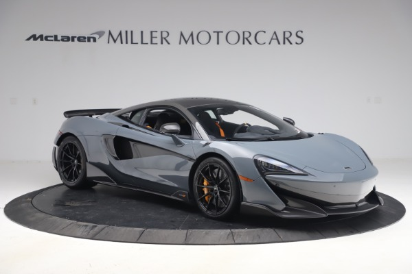 Used 2019 McLaren 600LT Coupe for sale $229,900 at Alfa Romeo of Westport in Westport CT 06880 9