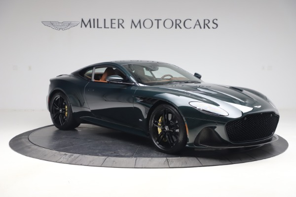 Used 2020 Aston Martin DBS Superleggera for sale $295,900 at Alfa Romeo of Westport in Westport CT 06880 10