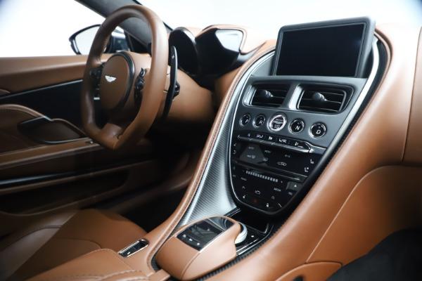 Used 2020 Aston Martin DBS Superleggera for sale $295,900 at Alfa Romeo of Westport in Westport CT 06880 17