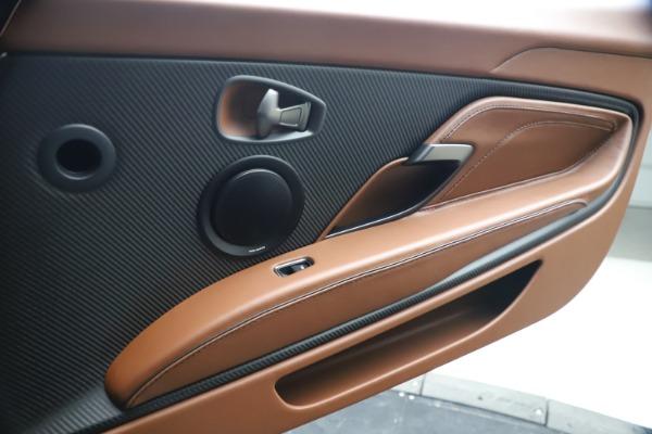 Used 2020 Aston Martin DBS Superleggera for sale $295,900 at Alfa Romeo of Westport in Westport CT 06880 18