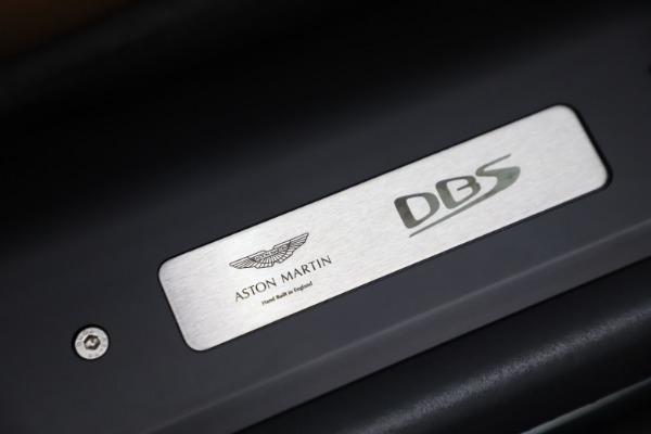 Used 2020 Aston Martin DBS Superleggera for sale $295,900 at Alfa Romeo of Westport in Westport CT 06880 21