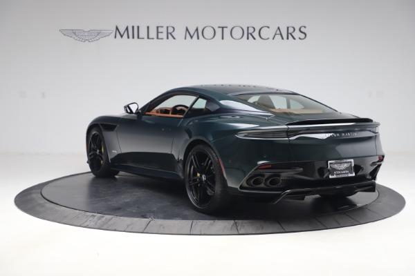 Used 2020 Aston Martin DBS Superleggera for sale $295,900 at Alfa Romeo of Westport in Westport CT 06880 4