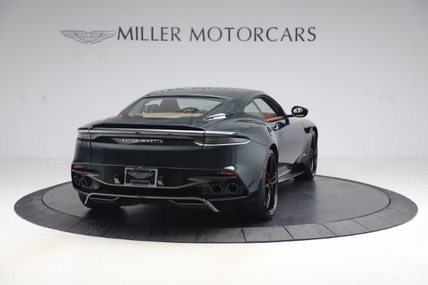 Used 2020 Aston Martin DBS Superleggera for sale $295,900 at Alfa Romeo of Westport in Westport CT 06880 6