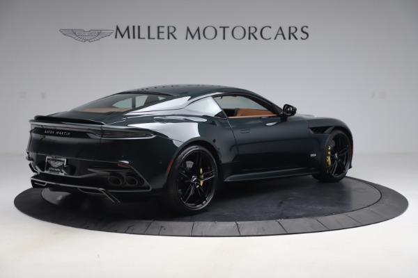 Used 2020 Aston Martin DBS Superleggera for sale $295,900 at Alfa Romeo of Westport in Westport CT 06880 7