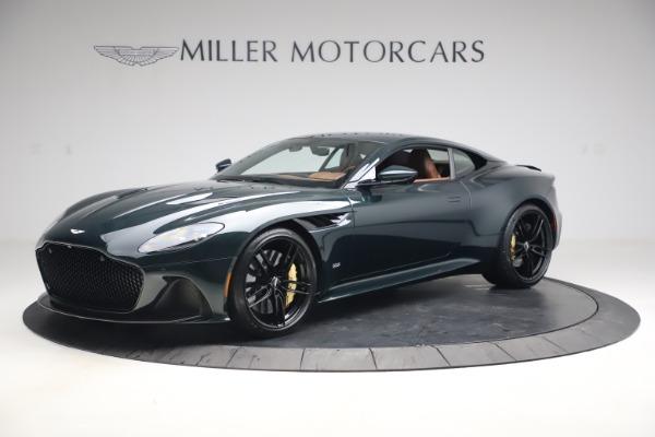 Used 2020 Aston Martin DBS Superleggera for sale $295,900 at Alfa Romeo of Westport in Westport CT 06880 1
