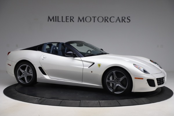 Used 2011 Ferrari 599 SA Aperta for sale $1,379,000 at Alfa Romeo of Westport in Westport CT 06880 10