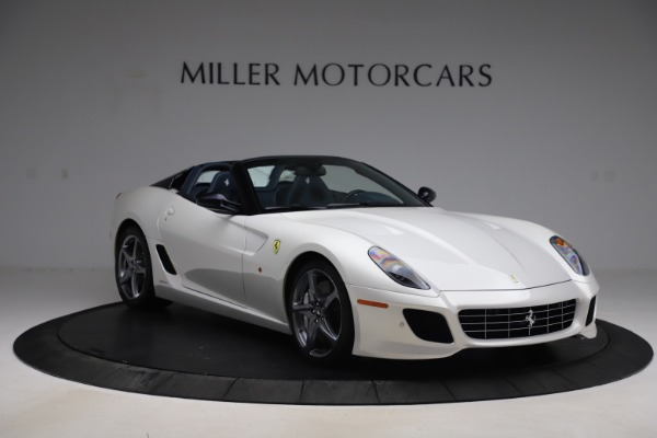 Used 2011 Ferrari 599 SA Aperta for sale $1,379,000 at Alfa Romeo of Westport in Westport CT 06880 11