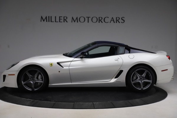 Used 2011 Ferrari 599 SA Aperta for sale $1,379,000 at Alfa Romeo of Westport in Westport CT 06880 12