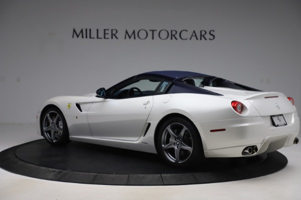 Used 2011 Ferrari 599 SA Aperta for sale $1,379,000 at Alfa Romeo of Westport in Westport CT 06880 13