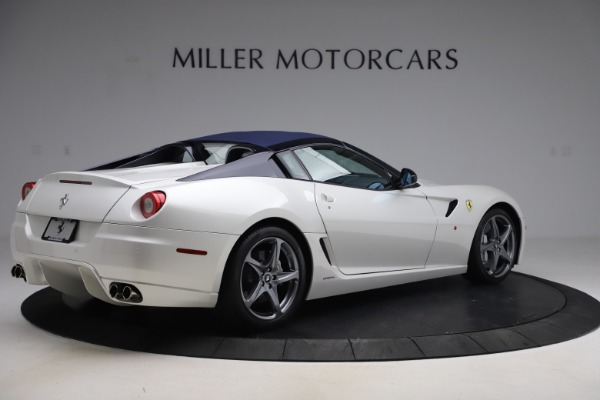 Used 2011 Ferrari 599 SA Aperta for sale $1,379,000 at Alfa Romeo of Westport in Westport CT 06880 14