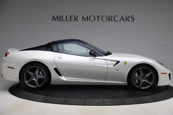 Used 2011 Ferrari 599 SA Aperta for sale $1,379,000 at Alfa Romeo of Westport in Westport CT 06880 15