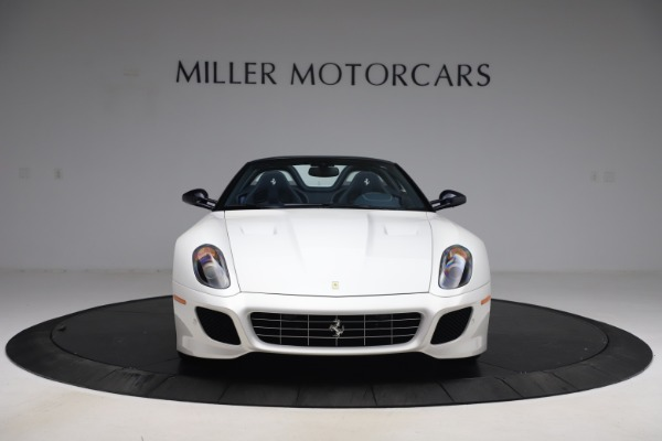 Used 2011 Ferrari 599 SA Aperta for sale $1,379,000 at Alfa Romeo of Westport in Westport CT 06880 16