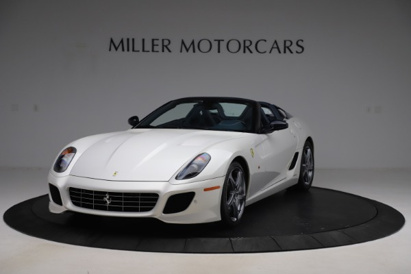 Used 2011 Ferrari 599 SA Aperta for sale $1,379,000 at Alfa Romeo of Westport in Westport CT 06880 2