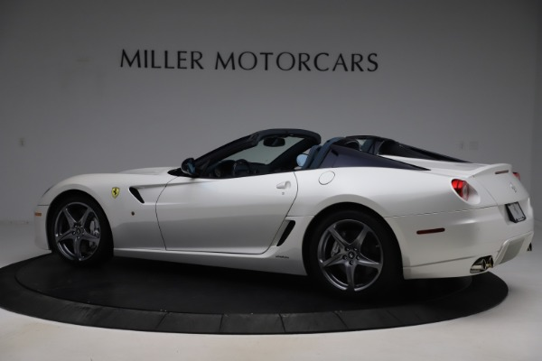 Used 2011 Ferrari 599 SA Aperta for sale $1,379,000 at Alfa Romeo of Westport in Westport CT 06880 4