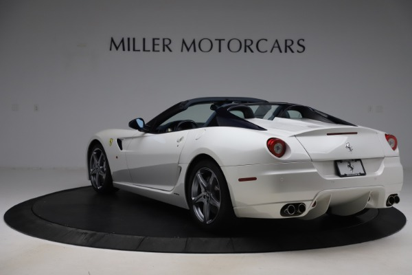 Used 2011 Ferrari 599 SA Aperta for sale $1,379,000 at Alfa Romeo of Westport in Westport CT 06880 5
