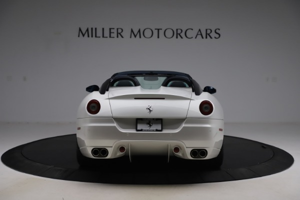 Used 2011 Ferrari 599 SA Aperta for sale $1,379,000 at Alfa Romeo of Westport in Westport CT 06880 6