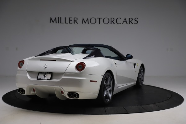 Used 2011 Ferrari 599 SA Aperta for sale $1,379,000 at Alfa Romeo of Westport in Westport CT 06880 7