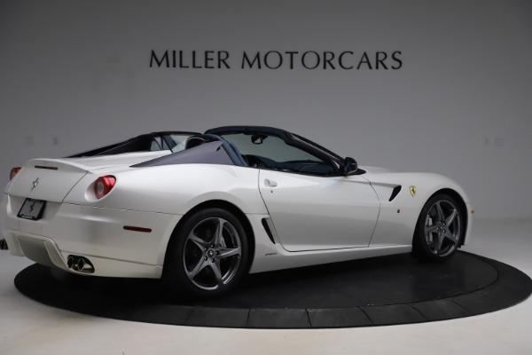 Used 2011 Ferrari 599 SA Aperta for sale $1,379,000 at Alfa Romeo of Westport in Westport CT 06880 8