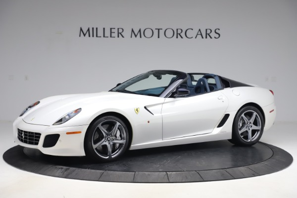 Used 2011 Ferrari 599 SA Aperta for sale $1,379,000 at Alfa Romeo of Westport in Westport CT 06880 1