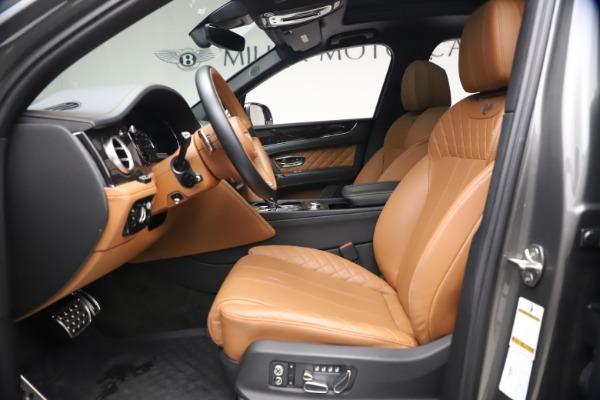 Used 2018 Bentley Bentayga W12 for sale $156,900 at Alfa Romeo of Westport in Westport CT 06880 20
