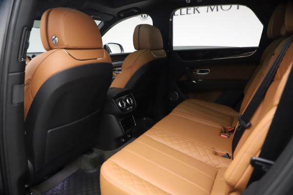 Used 2018 Bentley Bentayga W12 for sale $156,900 at Alfa Romeo of Westport in Westport CT 06880 23