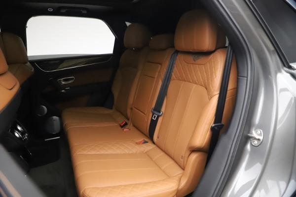 Used 2018 Bentley Bentayga W12 for sale $156,900 at Alfa Romeo of Westport in Westport CT 06880 24