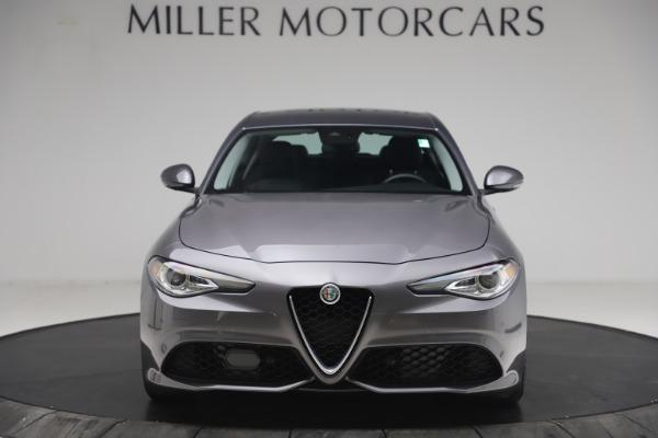 Used 2017 Alfa Romeo Giulia Ti Sport for sale $26,900 at Alfa Romeo of Westport in Westport CT 06880 13