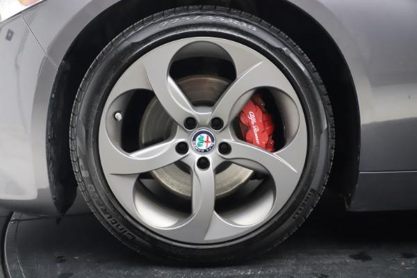 Used 2017 Alfa Romeo Giulia Ti Sport for sale $26,900 at Alfa Romeo of Westport in Westport CT 06880 15