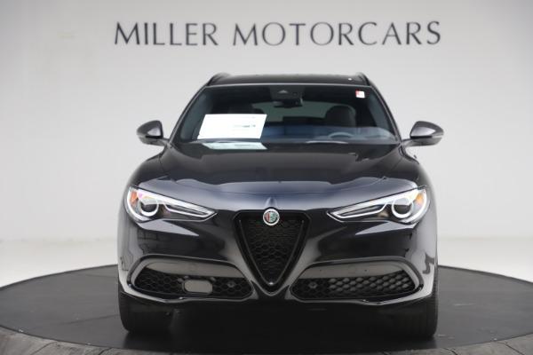 New 2020 Alfa Romeo Stelvio Ti Sport Q4 for sale Sold at Alfa Romeo of Westport in Westport CT 06880 12