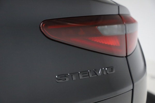 New 2020 Alfa Romeo Stelvio Ti Sport Q4 for sale Sold at Alfa Romeo of Westport in Westport CT 06880 28