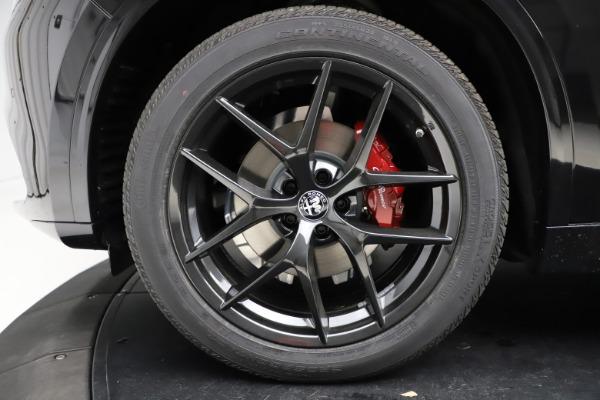 New 2020 Alfa Romeo Stelvio Ti Sport Q4 for sale $51,795 at Alfa Romeo of Westport in Westport CT 06880 13