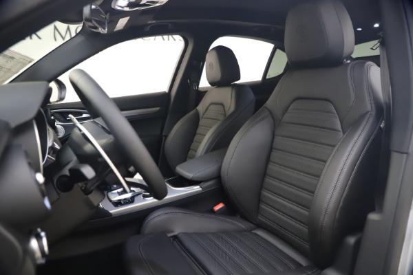 New 2020 Alfa Romeo Stelvio Ti Sport Q4 for sale $51,795 at Alfa Romeo of Westport in Westport CT 06880 14