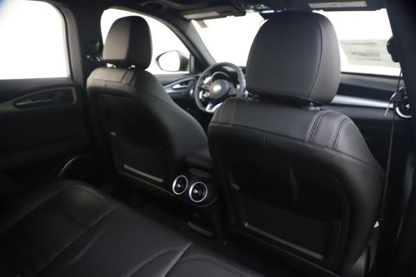 New 2020 Alfa Romeo Stelvio Ti Sport Q4 for sale $51,795 at Alfa Romeo of Westport in Westport CT 06880 18