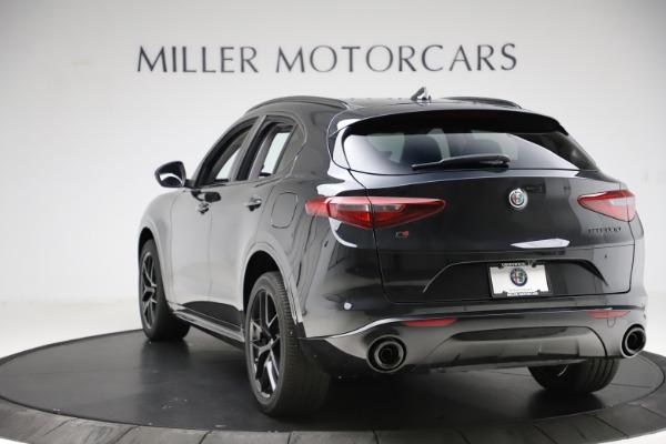 New 2020 Alfa Romeo Stelvio Ti Sport Q4 for sale $51,795 at Alfa Romeo of Westport in Westport CT 06880 5