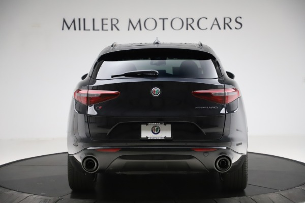New 2020 Alfa Romeo Stelvio Ti Sport Q4 for sale $51,795 at Alfa Romeo of Westport in Westport CT 06880 6