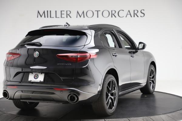 New 2020 Alfa Romeo Stelvio Ti Sport Q4 for sale $51,795 at Alfa Romeo of Westport in Westport CT 06880 7
