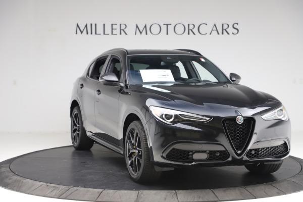 New 2020 Alfa Romeo Stelvio Ti Sport Q4 for sale $49,945 at Alfa Romeo of Westport in Westport CT 06880 11