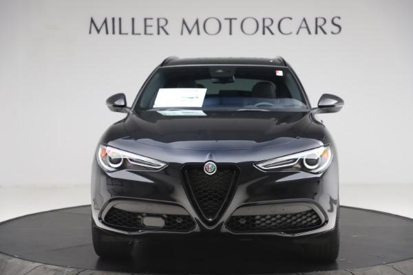 New 2020 Alfa Romeo Stelvio Ti Sport Q4 for sale $49,945 at Alfa Romeo of Westport in Westport CT 06880 12