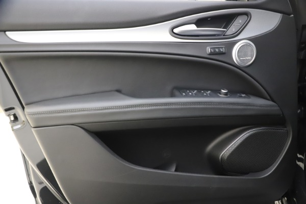 New 2020 Alfa Romeo Stelvio Ti Sport Q4 for sale $49,945 at Alfa Romeo of Westport in Westport CT 06880 17