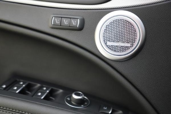 New 2020 Alfa Romeo Stelvio Ti Sport Q4 for sale $49,945 at Alfa Romeo of Westport in Westport CT 06880 18